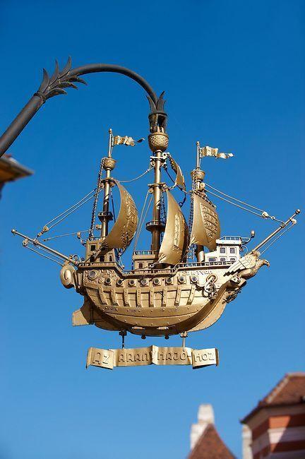 Ship signage
