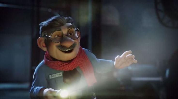 """AnimationPeru: """"Anuncio Lotería de Navidad 2015"""" por Milford anim..."""
