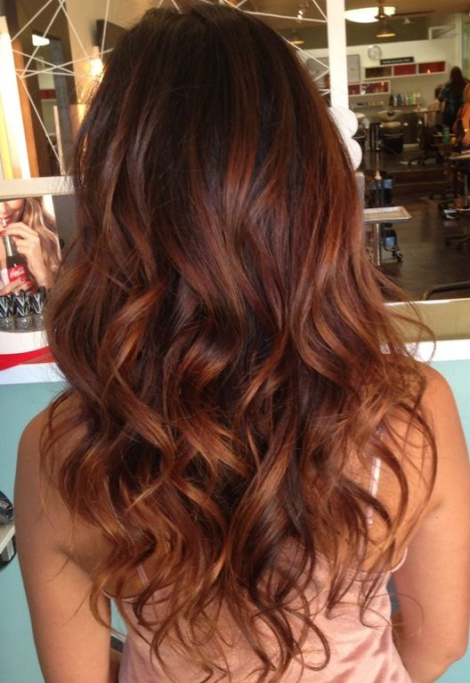 ombre hair color for brown hair hair pinterest colors ombre and brown. Black Bedroom Furniture Sets. Home Design Ideas
