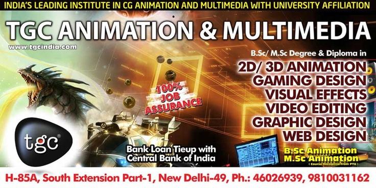 TGC India - India's Leading Web designing and Graphic Designing Training Institute