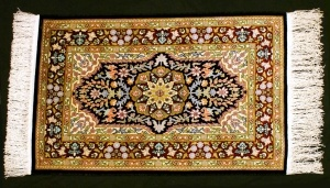 Hereke is a unique weaving center located at the northern edge of Izmit Bay, near Istanbul. The village of Hereke is recognized for producing the finest hand knotted carpets in the world. These special carpets represent the pinnacle of the Turkish carpet weaving tradition. Sultan Abdulmecid, Ottoman Emperor, established the Hereke Imperial Factory in 1843 to produce carpets, fabric, upholstery and curtains exclusively for the Ottoman Court.