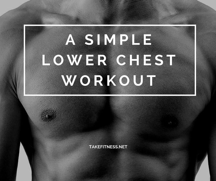 While there's not many people who genuinely look forward to training their legs, chest day has an altogether different reputation. The key to a well-developed chest is combining a compound lift, specifically the bench press, with isolation movements like the dumbbell fly, and to attack the chest...