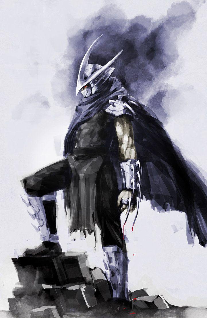 Shredder - TMNT - naratani.deviantart.com