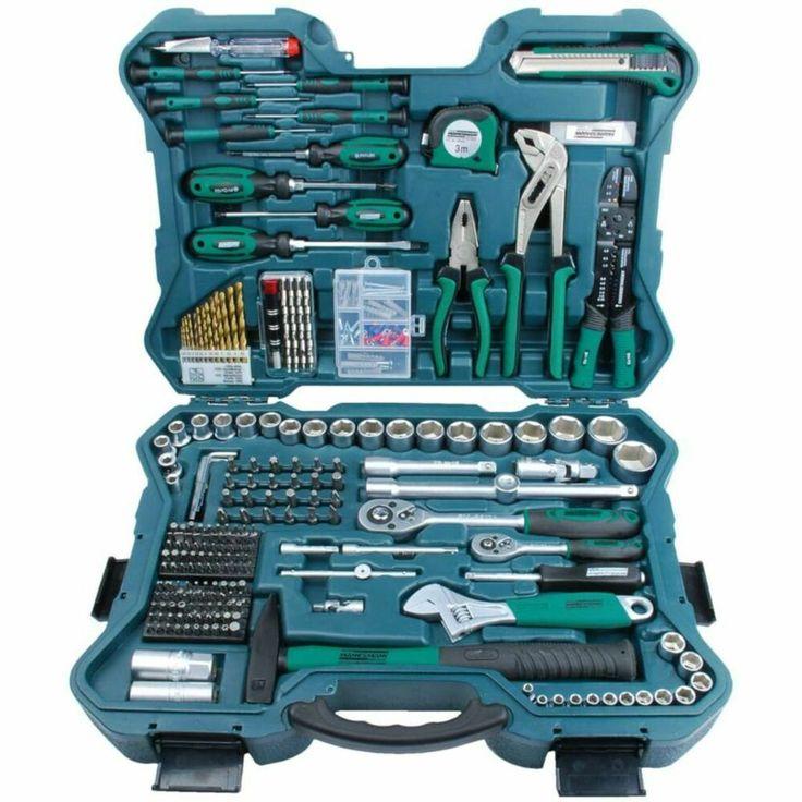 eBay # Sponsored brothers Mannesmann 303tlg. Tool set Tool box Tool set …   – Werkzeuge und Werkstattbedarf. Business und Industrie