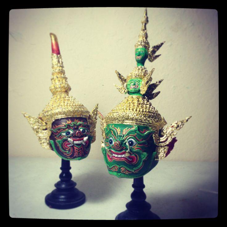 khon mask