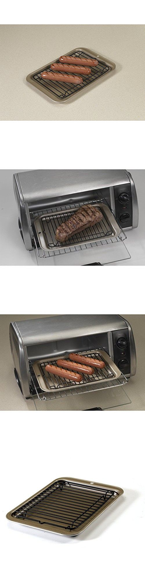 pinterest best cookware teamfar tray steel on pure ovenware stainless oven pan toaster images