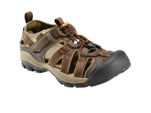 Keen Footwear Men's Owyhee Sandal combines the comfort of a water sandal  with the stability of a shoe. Designed for river play, the Owyhee snug on  your feet ...