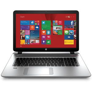"""HP Natural Silver 17.3"""" ENVY 17-j137cl Laptop PC with Intel Core i7-4710MQ Processor, 16GB Memory, Touchscreen, 1TB Hard Drive and Windows 8.1"""