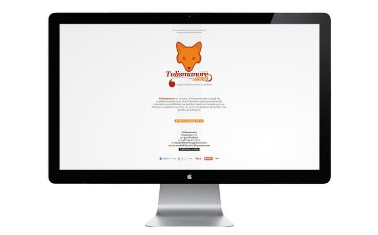 Tulismanore.com   Brand Identity & Product Design   Nassir Khamin Portfolio