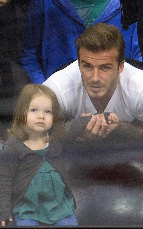 """""""In my career there are many things I've won, and many things I've achieved, but for me my greatest achievement is my children and my family. It's about being a good father, a good husband, just being connected to family as much as possible."""" - David Beckham"""