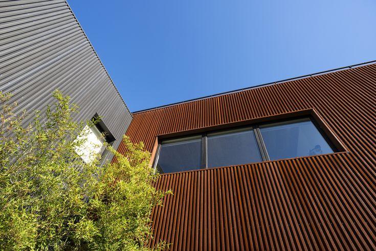 Casa Velasco productos: Quadrolines 30x15 y Persiana Exterior  Mathias Klotz