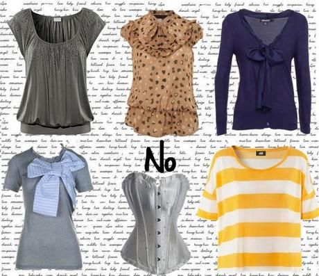 How to dress the Apple or Circle Body Shape