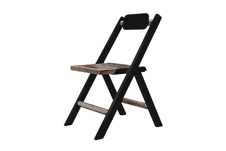 The Kable Chair is hand-crafted in Vancouver, BC at Union Wood Co.