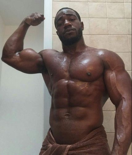 man black ass muscle