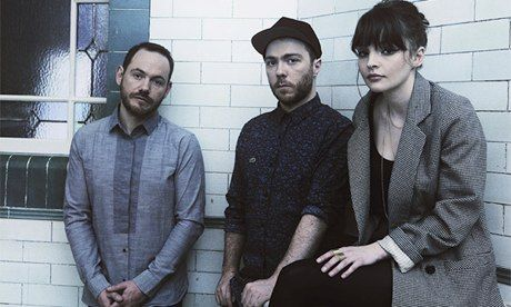Chvrches' Lauren Mayberry: 'I will not accept online misogyny' -- Definitely some recommended reading!