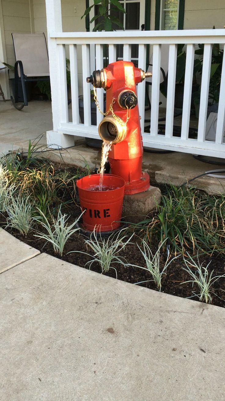 Diy Rusty Garden Art