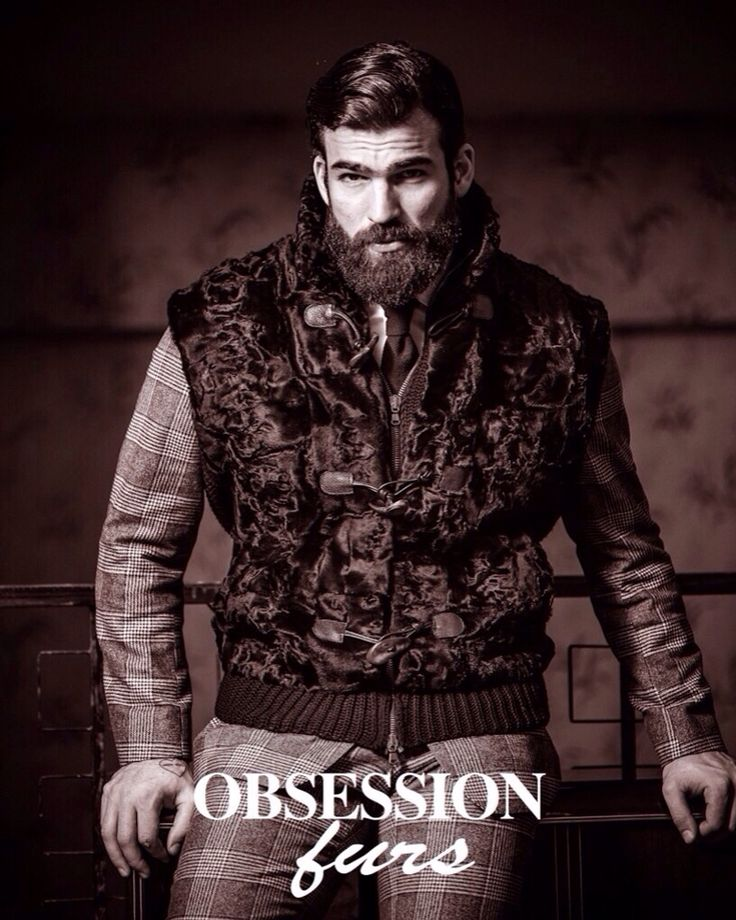 Obsession furs Vest swakara