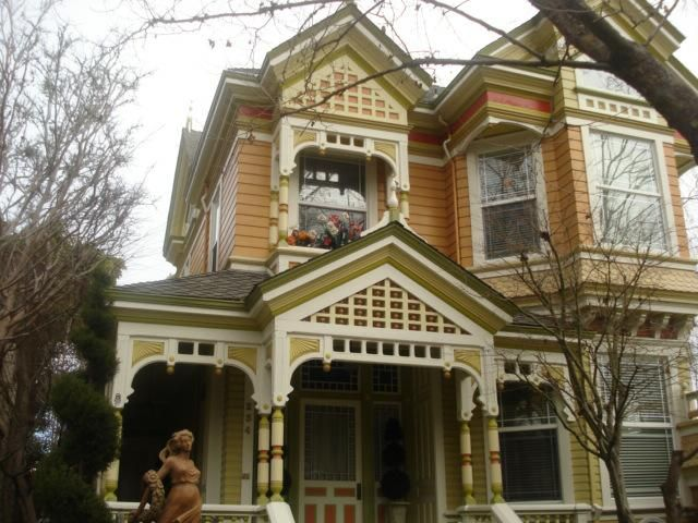 Living In History   Victorian Homes In Santa Cruz, CA