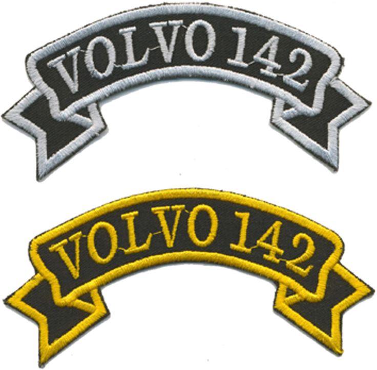 Volvo 142 Tygmärke