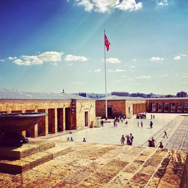Ankara in Türkiye