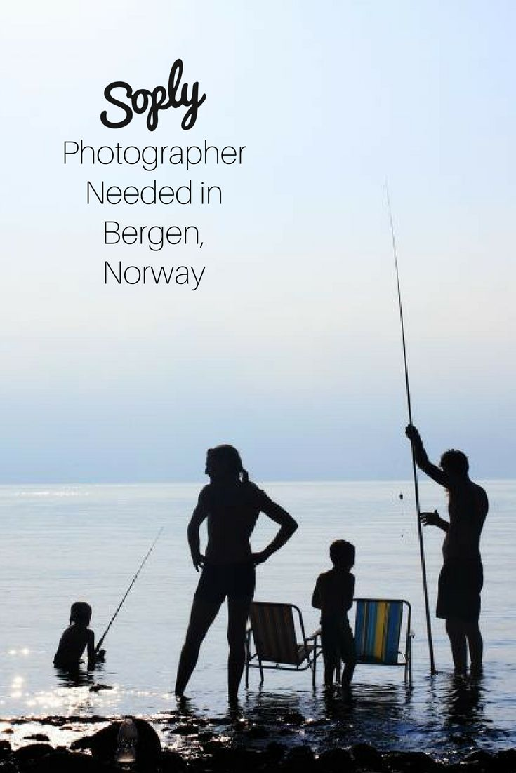 #Photographer needed for a #family's #trip to #Bergen, #Norway. See the #photography job and apply by clicking the pin!