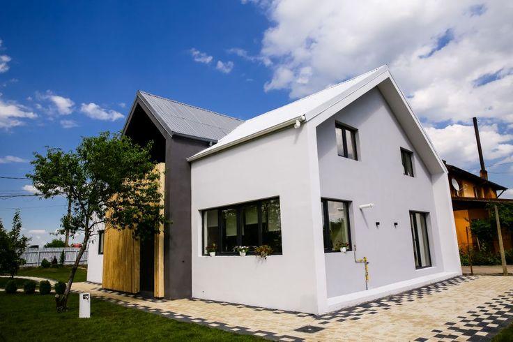 adelaparvu.com despre renovarea casei familie Motrogan, ep 2, sez 4 Visuri la cheie, exterior arh Omid Ghannadi (4)