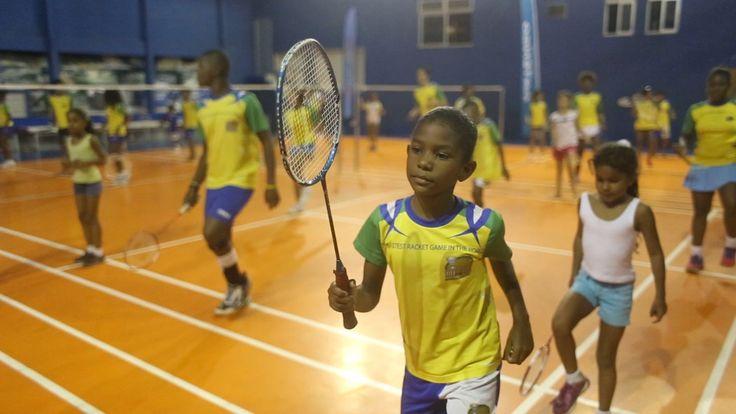Brazilian Badminton Sways to Samba - Video - NYTimes.com