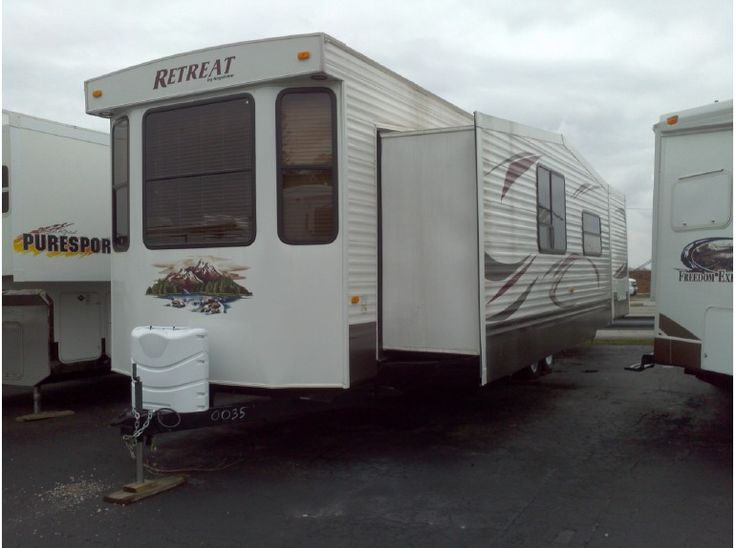 Details of 2011 #Keystone Retreat 39fkss #Park_model travel trailer in Hillsboro @ Shop-Rvs.Com