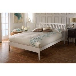 Limelight // Limelight Ananke Wooden Bed Frame - White - $159.00