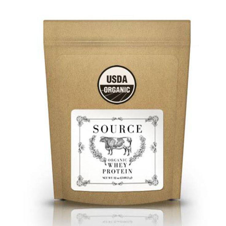 source whey protein powder