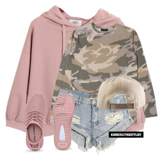 """""""Untitled #2510"""" by whokd ❤ liked on Polyvore featuring Chicnova Fashion, One Teaspoon, women's clothing, women's fashion, women, female, woman, misses and juniors"""
