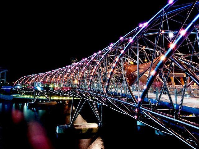 Helix Bridge (Singapur)