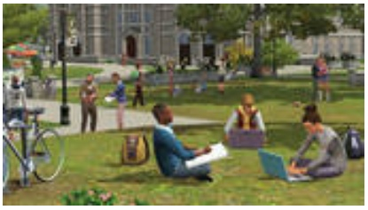The Sim franchise releases yet another game, #Sim #City 3: #University as an expansion pack.