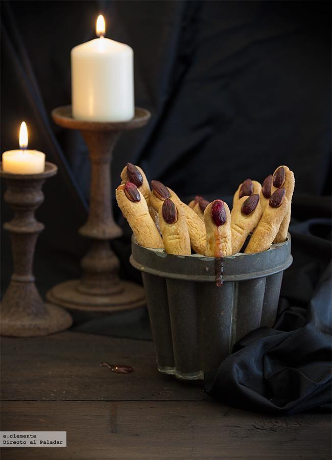 Una selección con nuestras recetas de Halloween más terroríficas y espectaculares, perfectas para ambientar una fiesta temática en la que pasar...