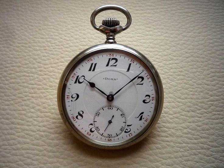Doxa Pocket Watch,  Swiss Made