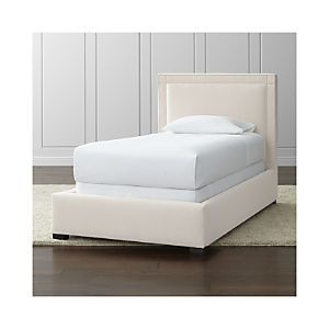 Border Twin Bed