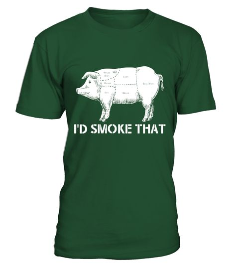 """# I'd Smoke That Pig BBQ T-Shirt .  Special Offer, not available in shops      Comes in a variety of styles and colours      Buy yours now before it is too late!      Secured payment via Visa / Mastercard / Amex / PayPal      How to place an order            Choose the model from the drop-down menu      Click on """"Buy it now""""      Choose the size and the quantity      Add your delivery address and bank details      And that's it!      Tags: A perfect shirt for a BBQ or Pig Roast! This funny…"""