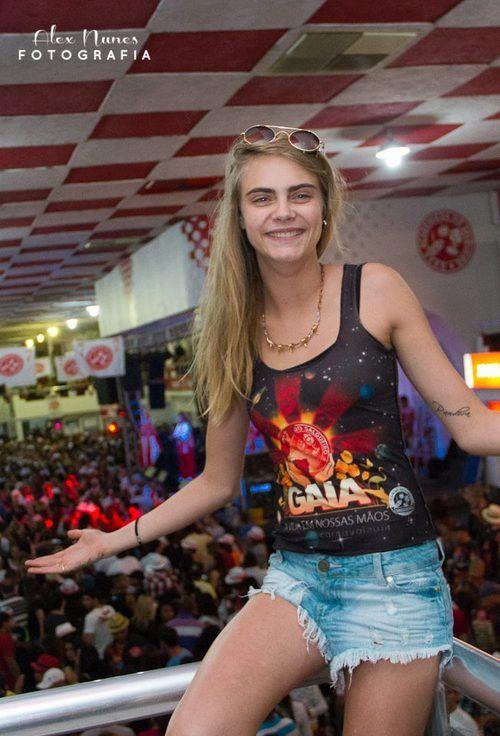 ♕ Cara Delevingne