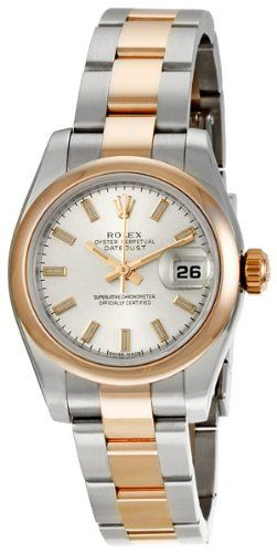 Rolex Datejust Two Tone Ladies Watch 179161SSO https://www.carrywatches.com/product/rolex-datejust-two-tone-ladies-watch-179161sso/ Rolex Datejust Two Tone Ladies Watch 179161SSO  #ladiesgoldwatch #rosegoldwatchladies