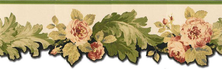 Victorian Rose Wallpaper Border | b77647dc.jpg