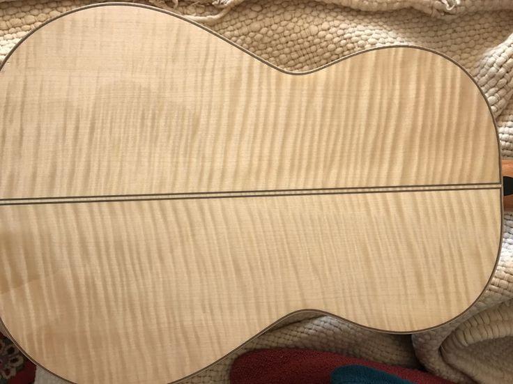guitare classique du luthier ivan degtiarev 2008