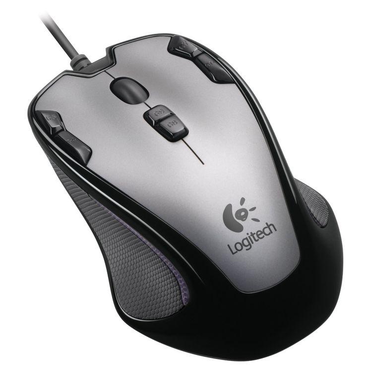 Logitech LX3 Optical Mouse