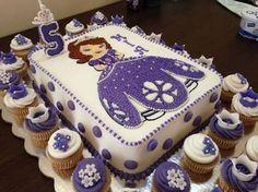 Resultado de imagen para pastel princesa sofia de betun