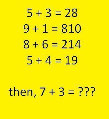 Test your IQ : Try & Reply ... its challenge for you. #IQ #challenge #knowledge