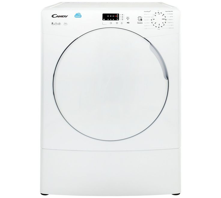 Buy Candy CSV9LF 9KG Vented Tumble Dryer - White at Argos.co.uk, visit Argos.co.uk to shop online for Tumble dryers, Large kitchen appliances, Home and garden