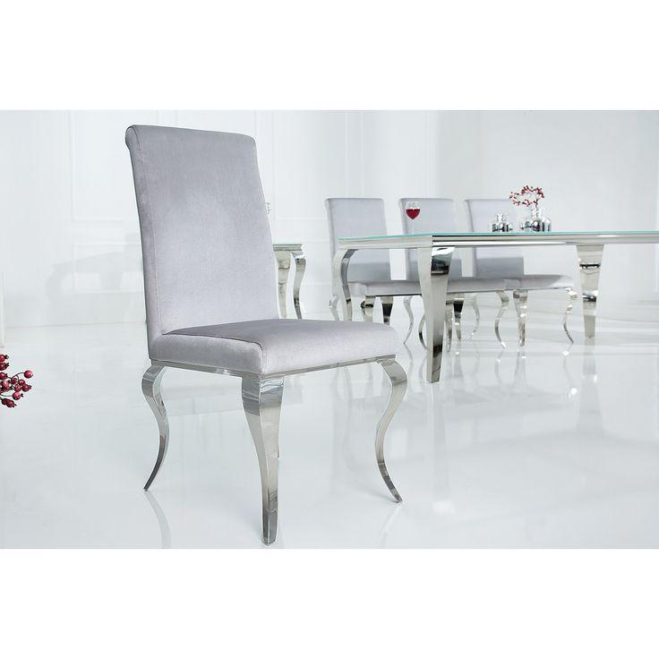 Stolička Modern Barock Rozmery: 55x65cm Rozmery Sedenia: 45x45cm Výška  Sedu: 50cm Výška Operadla