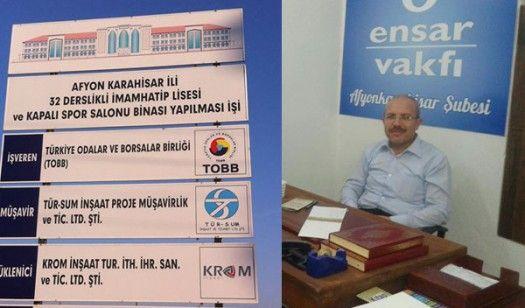 Durgut, İHL için teşekkür etti