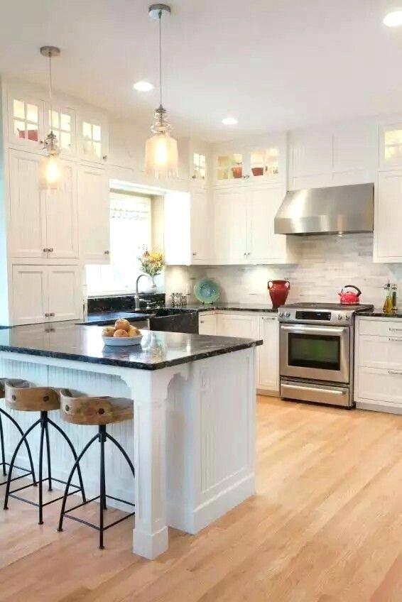 Light Wood Floors Kitchen Kitchen With Hardwood Floors Light Wood