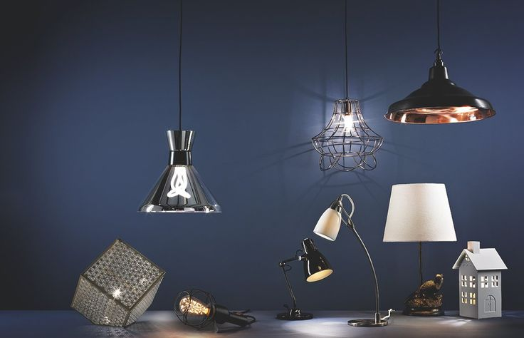 Interiors: let there be light