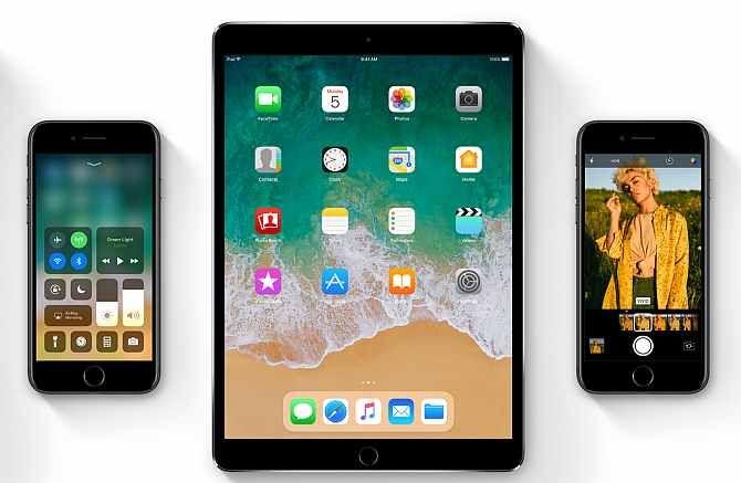 Apple lansează odată noile telefoane iPhone și noul iOS11, noul sistem de operare, optimizat, cu funcții noi și un design pe care mulți îl compară iar cu A - 30/08/2017